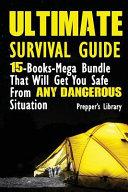 Ultimate Survival Guide Book PDF
