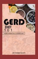 Gerd Diet 101 Book