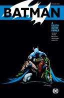 Batman  a Death in the Family the Deluxe Edition Book PDF