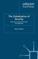 Pdf The Globalization of Security Telecharger