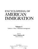 Encyclopedia of American Immigration  Galvan v  Press Book