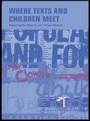 Where Texts and Children Meet Pdf/ePub eBook