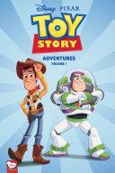 Disney pixar Toy Story Adventures 1