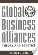 Global Business Alliances