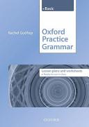 Basic Oxford Practice Grammar