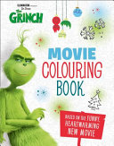 The Grinch  Movie Colouring Book  Movie Tie In