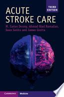 Acute Stroke Care Book