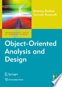 Object Oriented Analysis and Design Book