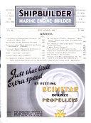 The Shipbuilder And Marine Engine Builder
