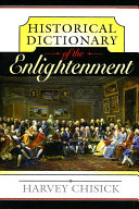 Pdf Historical Dictionary of the Enlightenment Telecharger