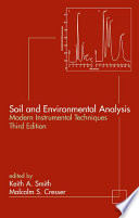 Soil And Environmental Analysis Book PDF