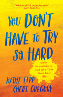 You Don't Have to Try So Hard Pdf/ePub eBook