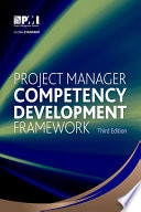 Project Manager Competency Development Framework Third Edition