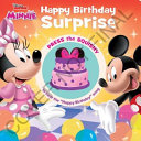 Disney Junior Minnie  Happy Birthday Surprise