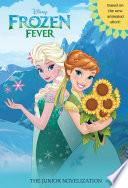 Frozen Fever Junior Novel