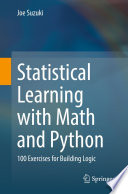 Statistical Learning with Math and Python