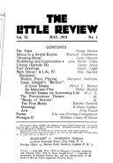 The Little Review Book
