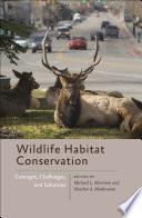 Wildlife Habitat Conservation