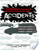 Forensic Engineering Reconstruction Of Accidents Book PDF