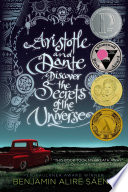 Aristotle and Dante Discover the Secrets of the Universe Benjamin Alire Saenz Cover