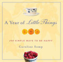 Pdf A Year of Little Things Telecharger