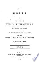 The works of ... William Huntington ... to the close of the year MDCCCVI.