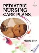 Pediatric Nursing Care Plans