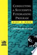 Conducting a Successful Fundraising Program