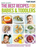 The Best Recipes for Babies   Toddlers