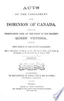 Acts of the Parliament of the United Kingdom of Great Britain and Ireland    Book