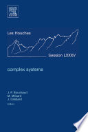 Complex Systems Book
