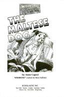 The Maltese Dog Book