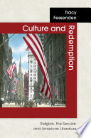 Culture and Redemption Book
