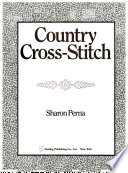 Country cross-stitch