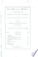 The Peculiar People Book PDF