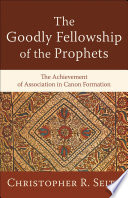 The Goodly Fellowship of the Prophets Book