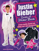 Justin Bieber Dress-Up Sticker Book image