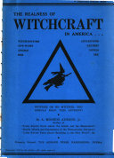 The Realness of Witchcraft in America