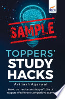 Free Sample Toppers Study Hack