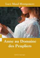 Pdf Anne 04 - Anne au Domaine des Peupliers Telecharger