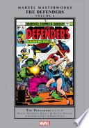 Defenders Masterworks Vol 6