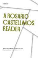 A Rosario Castellanos Reader Pdf/ePub eBook
