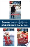 Harlequin Medical Romance November 2017 - Box Set 2 of 2