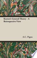 Keynes s General Theory   A Retrospective View