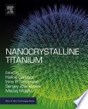 Nanocrystalline Titanium Book