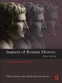 Aspects of Roman History 82BC   AD14