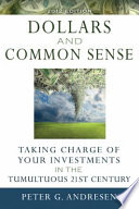 Dollars And Common Sense Book PDF