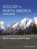 Pdf Ecology of North America Telecharger