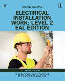 Electrical Installation Work  Level 2