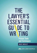 The Lawyer's Essential Guide to Writing
